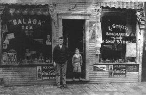 Strizzi Storefront 1929